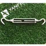 1*19 de Kabel van de Draad van het Staal van het roestvrij staal AISI304/316 voor Kraan