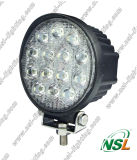 éclairage LED de 42W 10-30V DEL Driving Light Truckoff Road Auto DEL Work Light Excavator DEL Spot/Flood Light