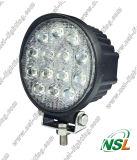 éclairage LED de 42W 10-30V DEL Driving Light Truckoff Road Auto DEL Work Light Excavator DEL Spot/Flood Light