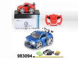 1: 18 Controle Remoto a Metal 4CH Car RC Toys (983094)