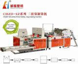 Saco de lixo japonês de Chengheng que faz a máquina para o saco de dobramento