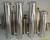 """cárter del filtro del cartucho de 30 """" Ss para el sistema de tratamiento de aguas industrial"""