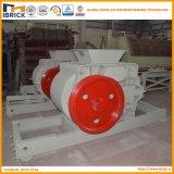 Máquina de fatura de tijolo da argila triturador de alta velocidade do rolamento