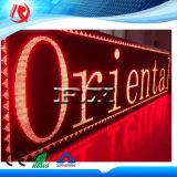 DIP P10 Módulo de LED rojo para la exhibición al aire libre de la muestra de la muestra