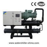 Kühlraum-schraubenartiges Wasser-Kühler-System