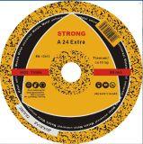Усиленный Dy 41A-105X2X16 режущих дисков волокна Смола-Bonded