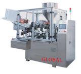 Machine de remplissage pour le tube en aluminium