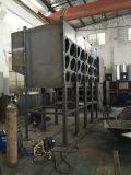 Extractor de polvo para el pulido del metal