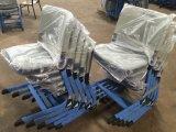高等学校の机のためのPEの椅子および椅子(SF-32D)が付いている形成されたボード表