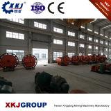 Broyeur à boulets de fabrication de la Chine pour le type sec-et-humide