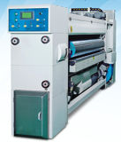 De Machine van Gluer van de printer met de Snijder van de Matrijs Slotter