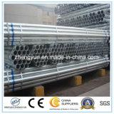 REG tubos al carbono soldados Estructura Negro de acero soldado de tuberías