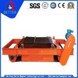 Separador magnético elétrico/seco da série de Rcdd para o transporte de máquina/correia de mineração/máquina do moedor