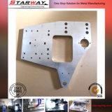 Parti di macinazione di CNC della Cina - pezzo meccanico di alluminio di alta precisione (SW-AC-004)