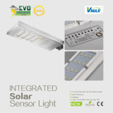 45W LED Lamp Solar Panel IP44 Outdoor Usage Solar 정원 Lamp