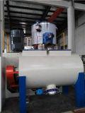 Srlw300/1000 calientes/refrescan el mezclador combinado de Horizental para la mezcladora plástica
