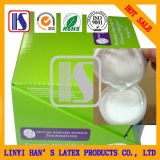Colagem adesiva líquida branca do estilo molhado Non-Toxic para a película laminada