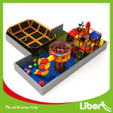 El Trampoline más grande Kids Indoor Trampoline Bed con Novel Design