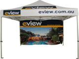 Defferent esterno Design Wind Resistant Pop in su Portable Advertizing Gazebo