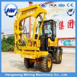 China-Lieferanten-niedriger Preis Guardrial Stapel-Fahrer-Maschine