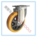 5-8 Industriële Gietmachine van het Wiel van de duim de Op zwaar werk berekende Pu