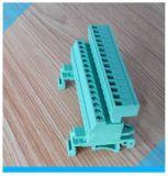 卸し売りプラグイン可能なDINの柵の端子ブロック