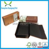 Caixa de presente magnética do fechamento do papel elegante do cartão