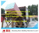 Protección del medio ambiente Placa de yeso ignífuga / Sheetrock / techo de pared seca