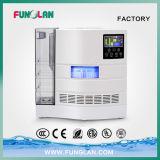 Purificador do ar da água com filtro de HEPA e luz UV