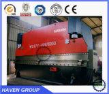 WE67K 250/4000 amada 압박 브레이크, 220V를 가진 사용된 철 구부리는 기계