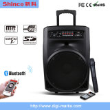 "Hot Sale Trolley Woofer alto de 15 ""com alto-falante da lâmpada Chramatic"