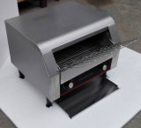 Horno eléctrico portable de la tostadora del transportador para el pan