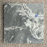 주문을 받아서 만들어진 Polished 자연적인 회색 백색 대리석