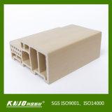 Marco de puerta del compuesto WPC de OEM/ODM/canillera de puerta plásticos de madera (TVSM-100)