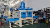 Equipo automatizado, de encargo del chorreo de arena por los sistemas abrasivos de la ráfaga