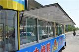 Elektrisches Nahrungsmittelauto mit Multifunktions des Kampierens, des Arbeitsweges, des Fastfoods, des usw.