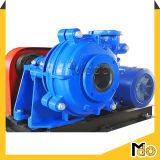 Pompa orizzontale centrifuga dei residui allineata gomma resistente alla corrosione