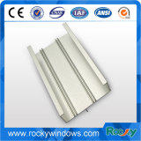 Felsige weiße Aluminiumstrangpresßling-Sahneprofile