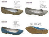 No. 51032-51036 cinco sapatas de passeio da senhora Forma Sapata dos estilos