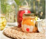Стеклянный опарник варенья/стеклянный опарник для бутылки /Glass соленья меда для соевого соуса