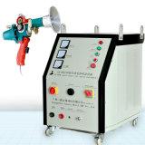 La machine d'enduit thermique de jet de fil, crachent des étincelles machine d'enduit thermique de jet
