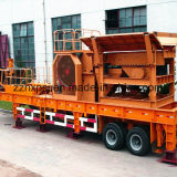 China Mobile Jaw Crusher mit Competitive Price