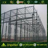 Пакгауз стальной структуры низкой стоимости Китая полуфабрикат