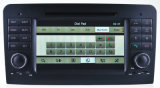 De Audio van de auto voor de Navigatie van Ml Gl van Benz met dvb-t Tmc mPEG4/ISDB-T/ATSC-MH (hl-8823GB)