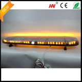 Plus nouveau Lighbar pour Safety Vehicles avec Work Light et Alley Lights Police Open Street Ambulance Fire Engine Lightbar Firefighting Traffic Warning Light