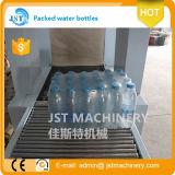 (JST-4B) Máquina de envolvimento semiautomática da garrafa de água