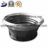 投げることはChineaseの鋳物場で砂型で作る鉄を砂型で作る