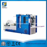 Surtidores plegables vendedores calientes de la máquina de la fabricación de papel de tejido facial de la máquina/del rectángulo de la servilleta