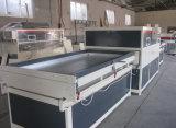 Máquina quente da imprensa do modelo da venda para o Woodwork