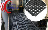Резиновый циновка Ute для пользы в подносах тележки, фургонах и индустриальных областях и механических мастерских